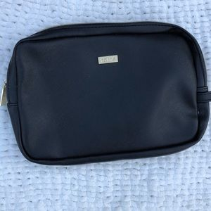 Black Tarte makeup bag